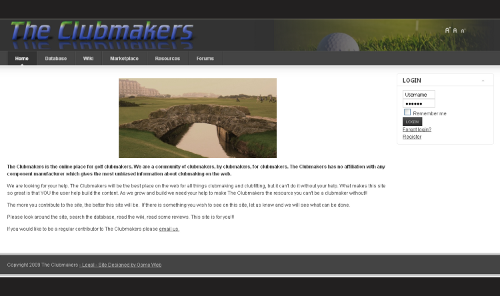 The Clubmakers